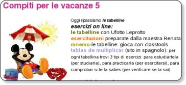 http://lamaestravisaluta2.blogspot.com/2008/07/compiti-per-le-vacanze-5.html