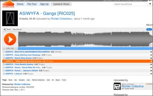 http://soundcloud.com/richtercollective/sets/asiwyfa-gangs