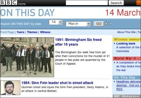 http://news.bbc.co.uk/onthisday/default.stm