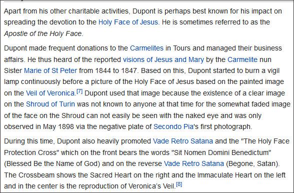 http://en.wikipedia.org/wiki/Leo_Dupont