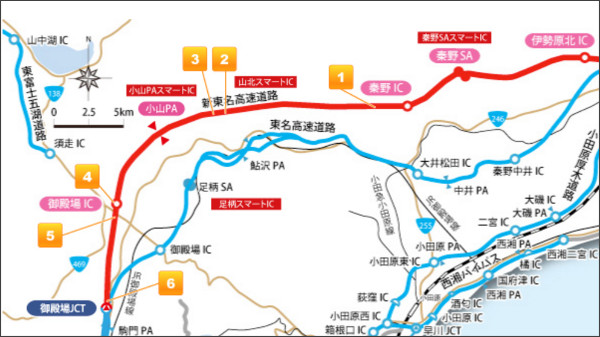 NEXCO 中日本