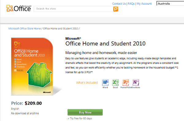 http://www7.buyoffice.microsoft.com/asia/product.aspx?family=o14_officehs&country_id=AU&WT.mc_id=ODC_enAU_HomeStudent_Buy