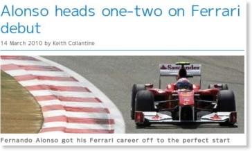 http://www.f1fanatic.co.uk/2010/03/14/alonso-heads-one-two-on-ferrari-debut/?utm_source=feedburner&utm_medium=feed&utm_campaign=Feed%3A+f1fanatic+%28F1+Fanatic+-+The+Formula+1+Blog%29&utm_content=Google+Reader