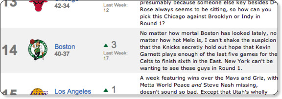 http://espn.go.com/nba/powerrankings/_/year/2013/week/23