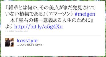 http://twitter.com/kosstyle/status/10769807972