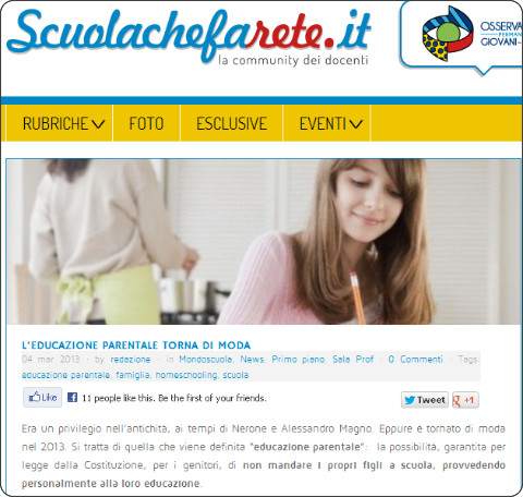 http://scuolachefarete.it/2013/03/leducazione-parentale-torna-di-moda/