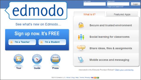 http://www.edmodo.com/