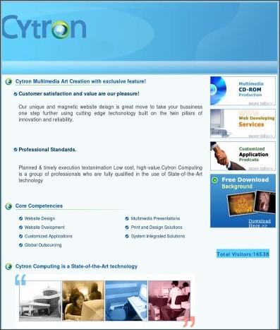 http://www.cytroncomputing.com/index.htm