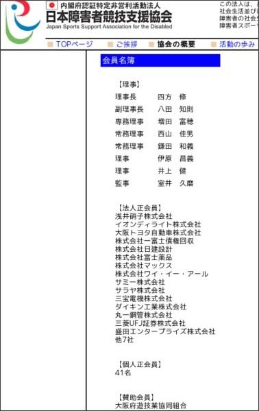 http://www.jssad.jp/member.html