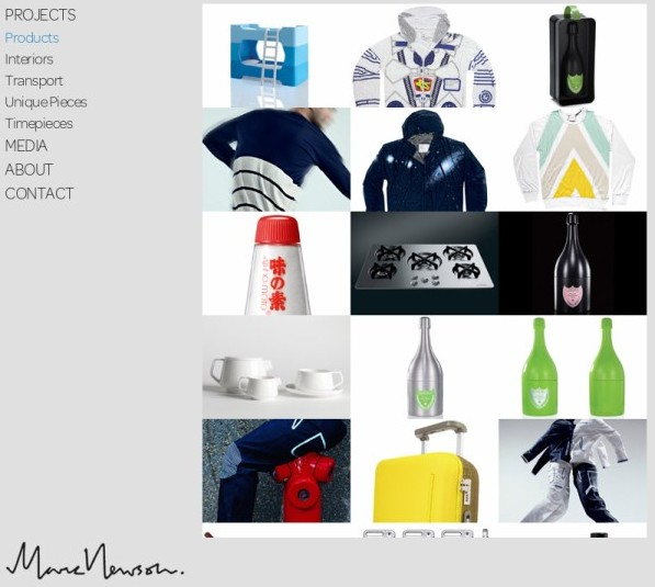 http://www.marc-newson.com/ProjectCategorys.aspx?GroupSelected=0&Category=Products