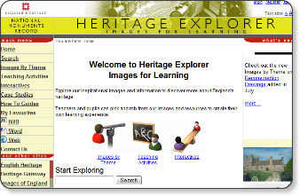 http://www.heritageexplorer.org.uk/nmrlearningzone/default.aspx
