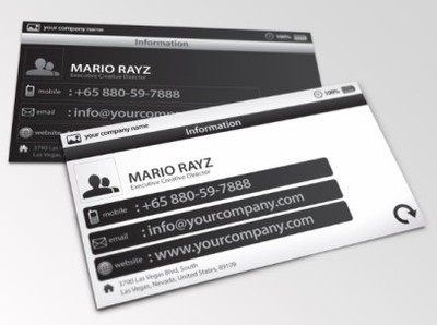 http://lemongraphic.deviantart.com/art/Minimalistic-Business-card-01-206932752