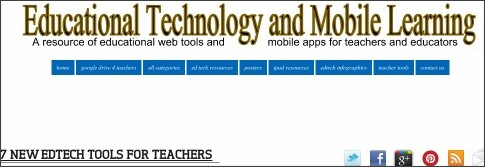 http://www.educatorstechnology.com/2017/02/7-new-edtech-tools-for-teachers.html