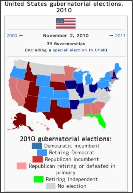 http://en.wikipedia.org/wiki/United_States_gubernatorial_elections,_2010