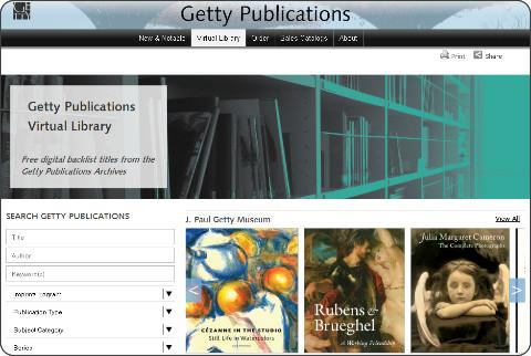 http://www.getty.edu/publications/virtuallibrary/index.html