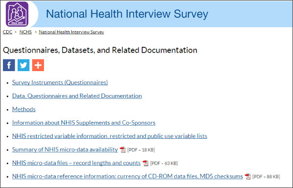 https://www.cdc.gov/nchs/nhis/nhis_questionnaires.htm