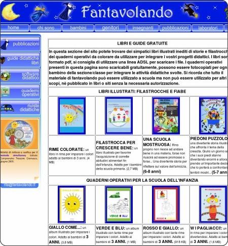 http://www.fantavolando.it/pubblicazioni/libri_gratuiti.html