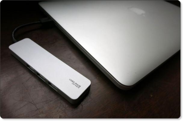 http://wayohoo.com/mac/accessories/elecom-u3h-a401bsv.html