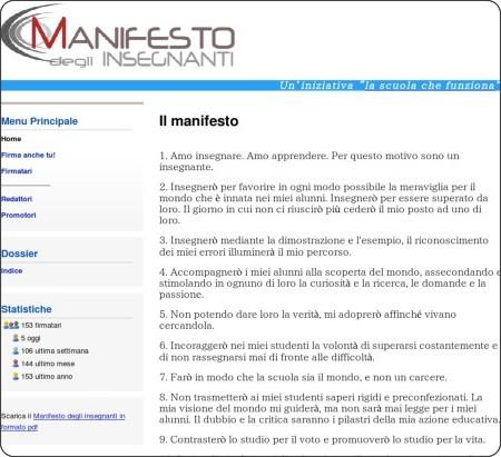 http://www.manifestoinsegnanti.it/