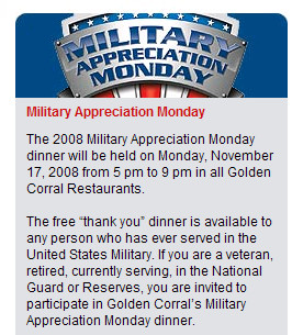 http://www.goldencorral.com/military/