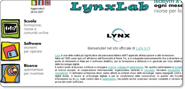 http://www.lynxlab.com/home_it.php