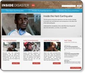 http://insidedisaster.com/haiti/behind-the-scenes