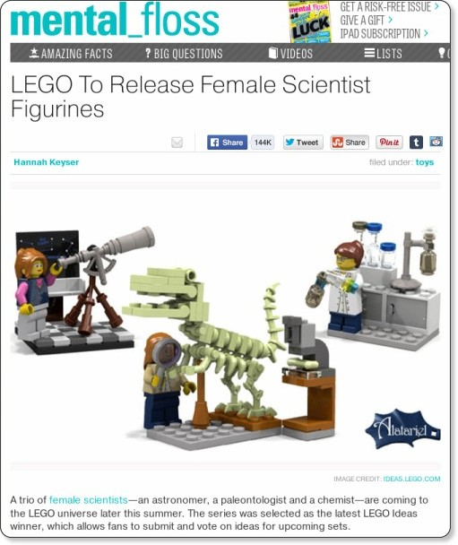 http://mentalfloss.com/article/57127/lego-release-female-scientist-figurines