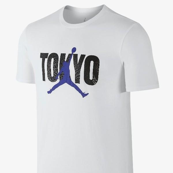 NIKE MJ BACK IN TOKYO SS TEE 839887-100