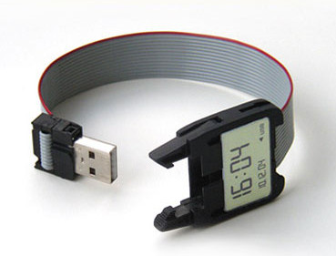http://es.engadget.com/2008/08/10/timeless-watch-el-reloj-usb-mas-retro/