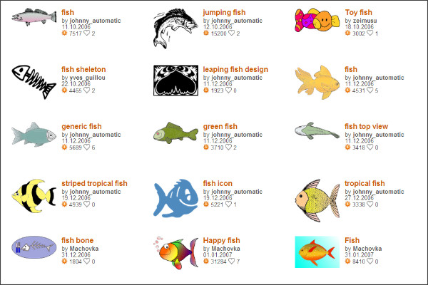 http://openclipart.org/search/?query=fish