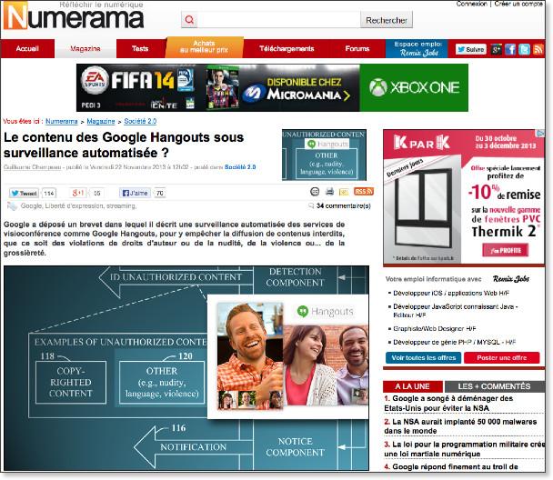 http://www.numerama.com/magazine/27578-le-contenu-des-google-hangouts-sous-surveillance-automatisee.html
