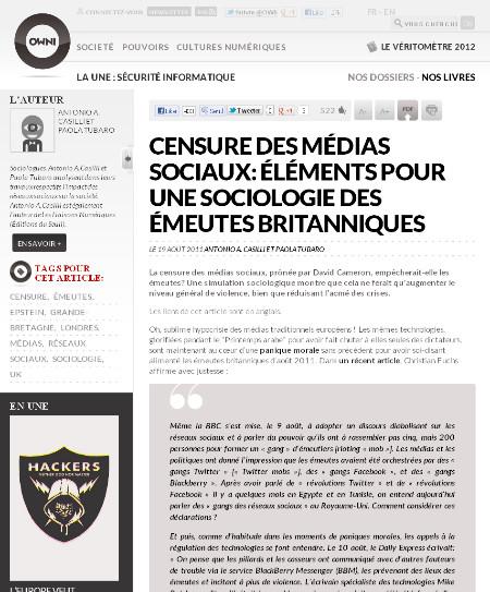 http://owni.fr/2011/08/19/censure-reseaux-sociaux-londres-cameron-ukriots/