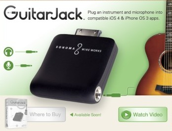 http://www.sonomawireworks.com/guitarjack/
