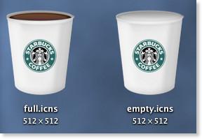 http://redbarchetta14.deviantart.com/art/UPDATE-1-1-Starbucks-Trash-81740571