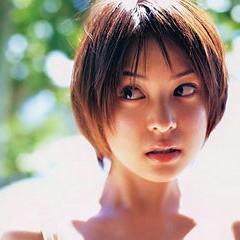 北川弘美の写真