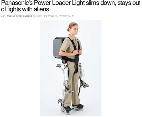 http://www.engadget.com/2010/10/25/panasonics-power-loader-light-slims-down-stays-out-of-fights-w/
