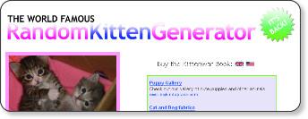 http://www.randomkittengenerator.com/