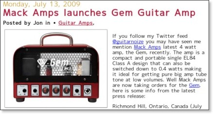 http://www.guitarnoize.com/blog/comments/mack-amps-launches-gem-guitar-amp/