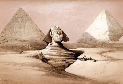 http://web.mac.com/musicksmonumentbergh/EGYPT_%26_NUBIA_VOL_I/HEAD_OF_THE_GREAT_SPHINX,_PYRAMIDS_OF_GEEZEH..html