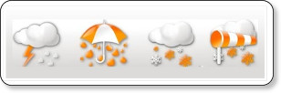 http://www.webresourcesdepot.com/free-weather-icons-collection/