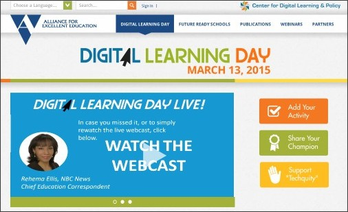http://www.digitallearningday.org/