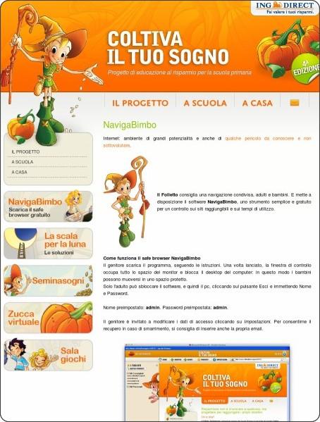 http://www.coltivailtuosogno.it/navigaBimbo.php