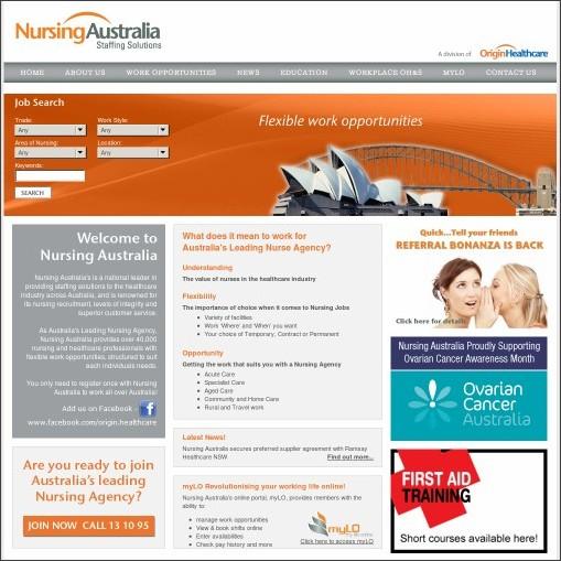 http://www.nursingaustralia.com/default.htm