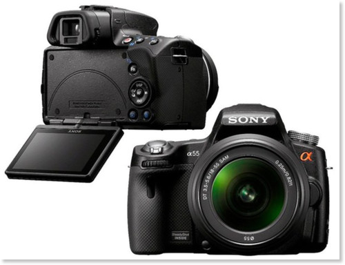 http://www.engadget.com/2010/08/18/sony-alpha-a55-makes-articulating-cameo-a33-and-some-rumored-sp/