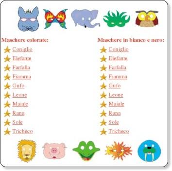 http://www.filastrocche.it/creiamo/maschere_animali.asp