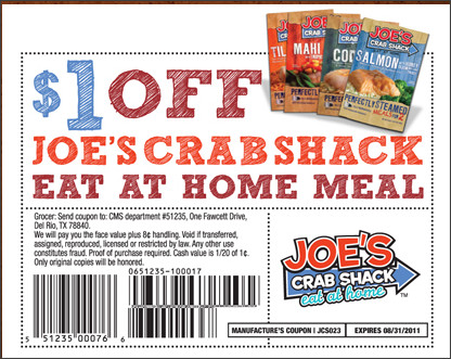 http://www.joeseatathome.com/summer-coupon/