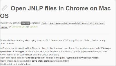 http://www.devops.zone/mac/open-jnlp-files-in-chrome-on-mac-os/