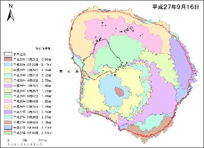 http://www1.kaiho.mlit.go.jp/GIJUTSUKOKUSAI/kaiikiDB/2015nishinoshima/20150916photo/nishinoshima_coastlines20150916.png