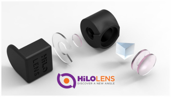 http://www.kickstarter.com/projects/marknzed/hilo-lens-for-iphone-and-ipad
