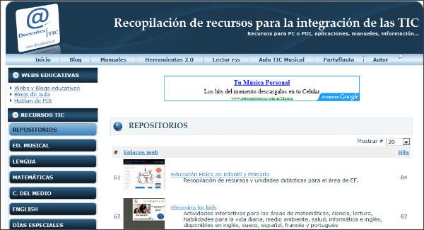 http://www.docentestic.es/repositorios-de-recursos?start=60